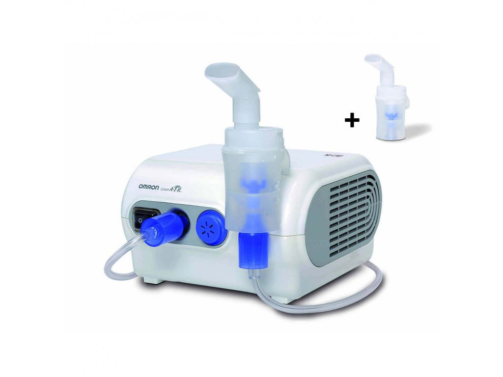 Inhalator OMRON C28P set