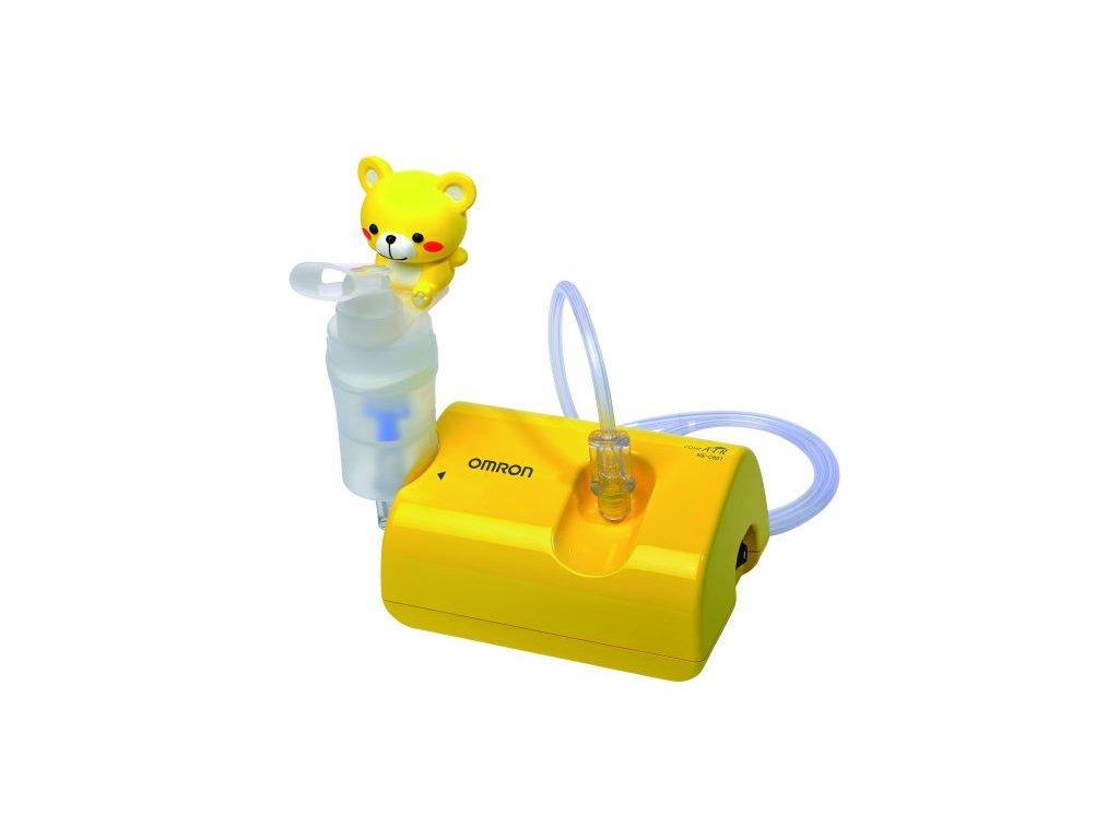Inhalator OMRON pre deti Comp Air NE C801S 02