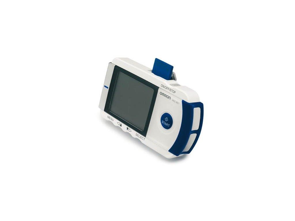 EKG pristroj OMRON HearthScan 01