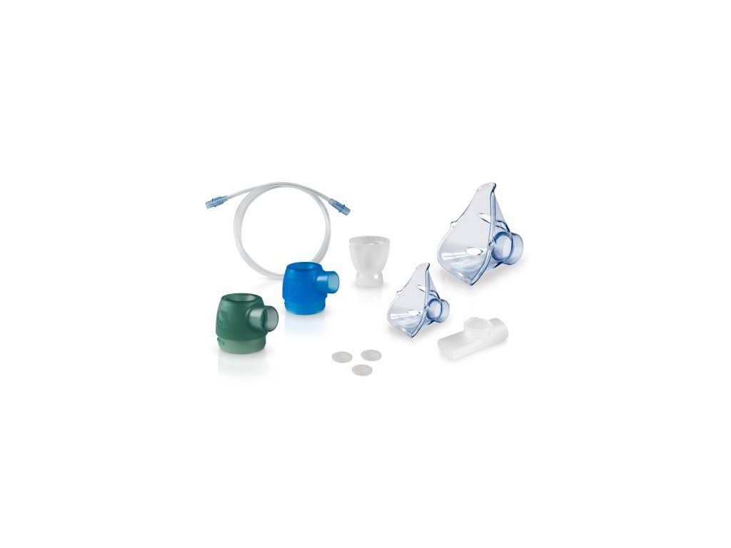 inhalacny set OMRON DuoBaby 01
