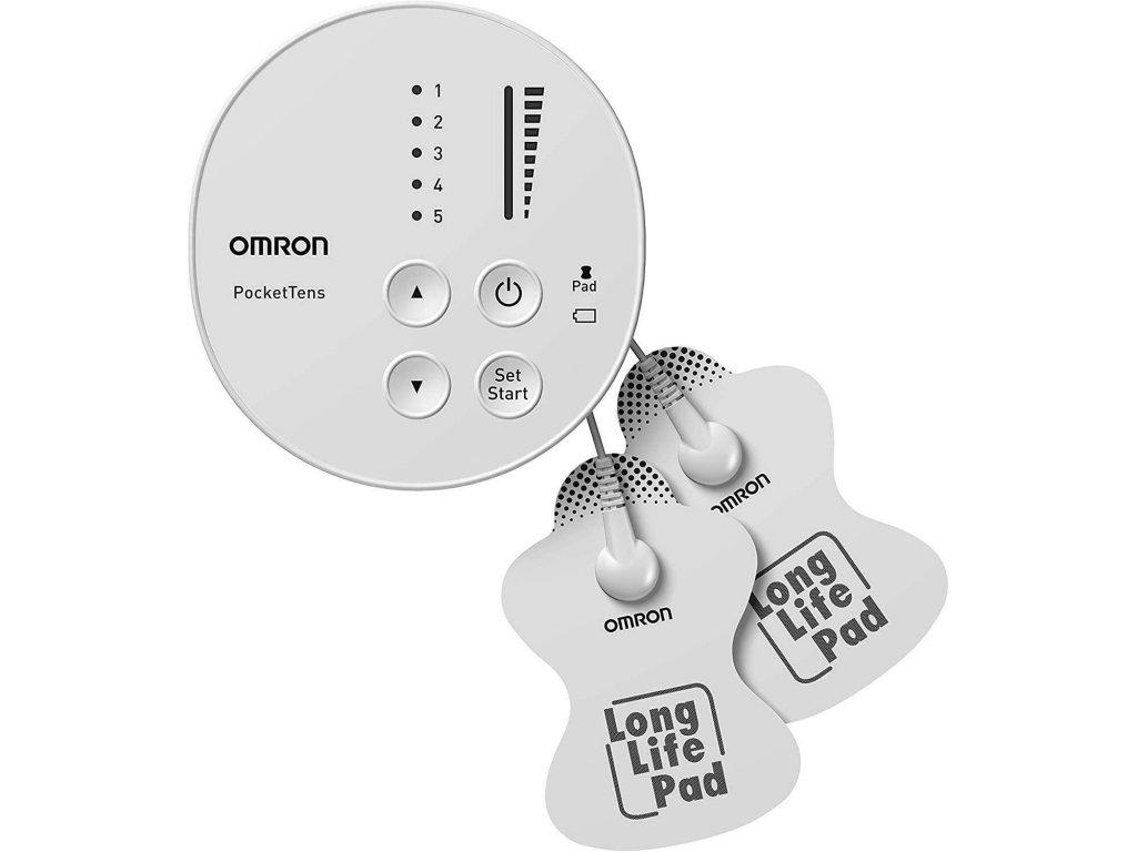 Neurostimulator TENS OMRON PocketTens 01