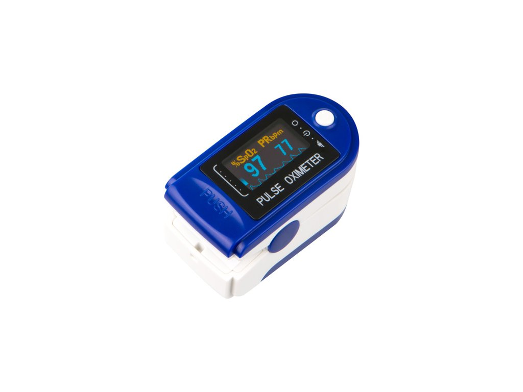Pulzny oximeter Contec CMS50D