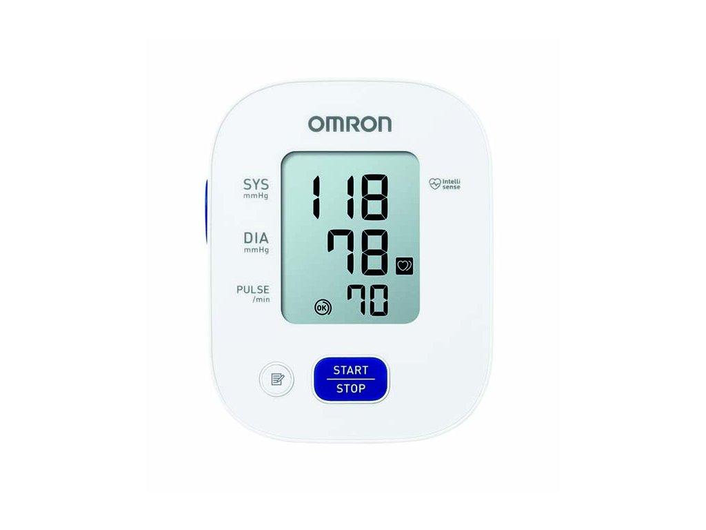 Tlakomer OMRON M2+adapter
