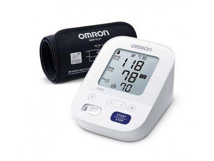 Tlakomer OMRON M3 Comfort 2020 01