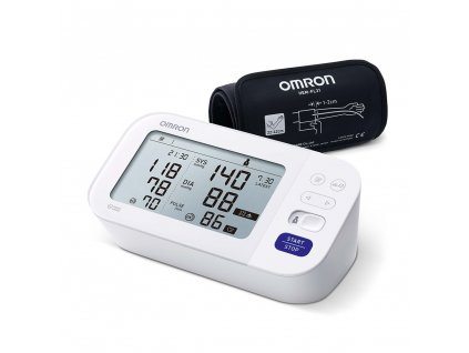 Tlakomer OMRON M6 Comfort 2020 01