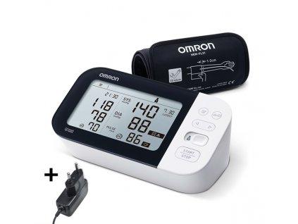 Tlakomer OMRON M7 Intelli IT AFIB+adapter