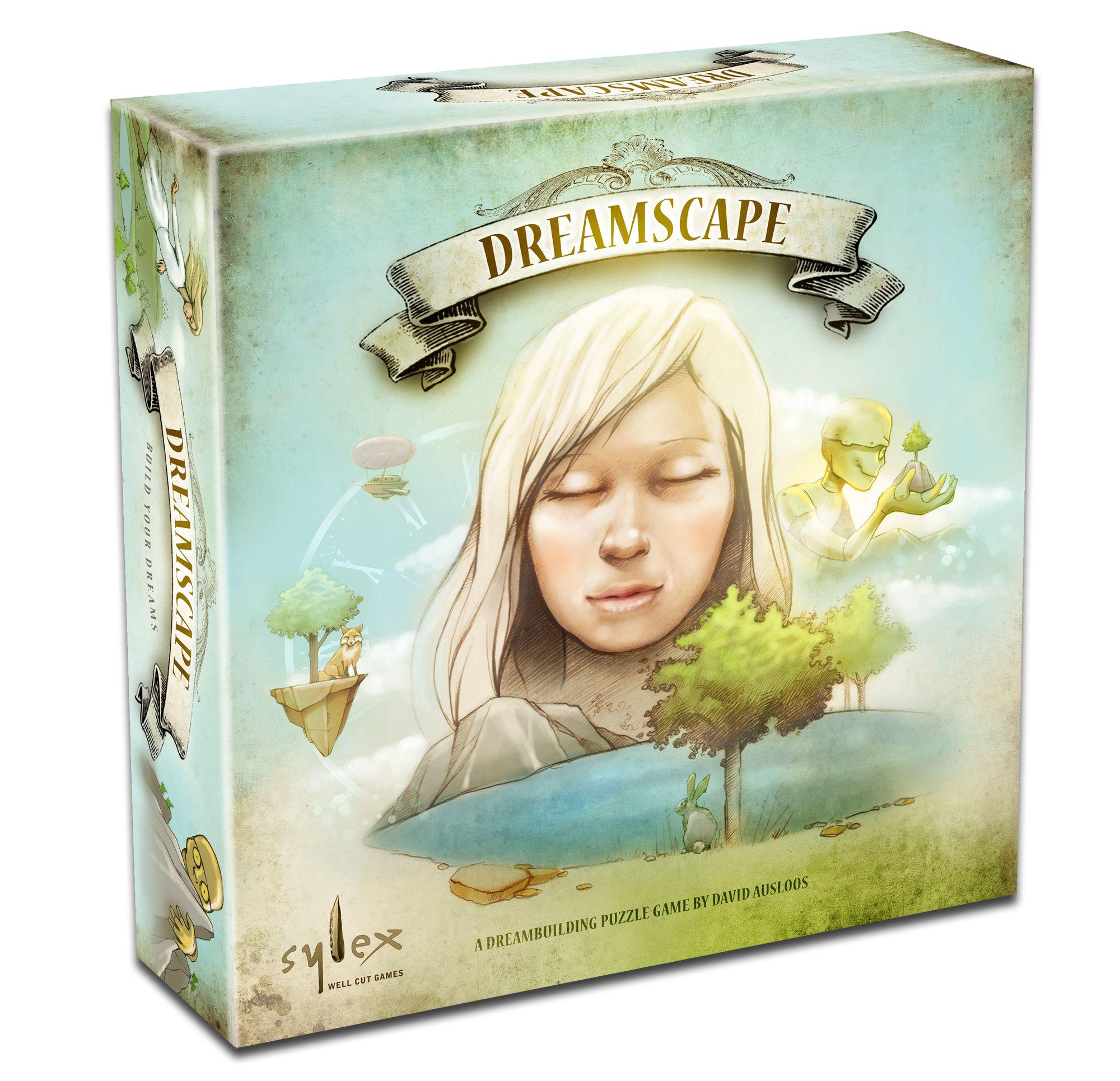 Předprodej snové Kickstarterovky Dreamscape