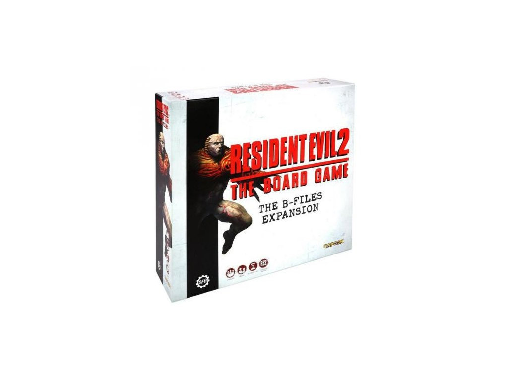resident evil 2 the board game b files expansion[1]