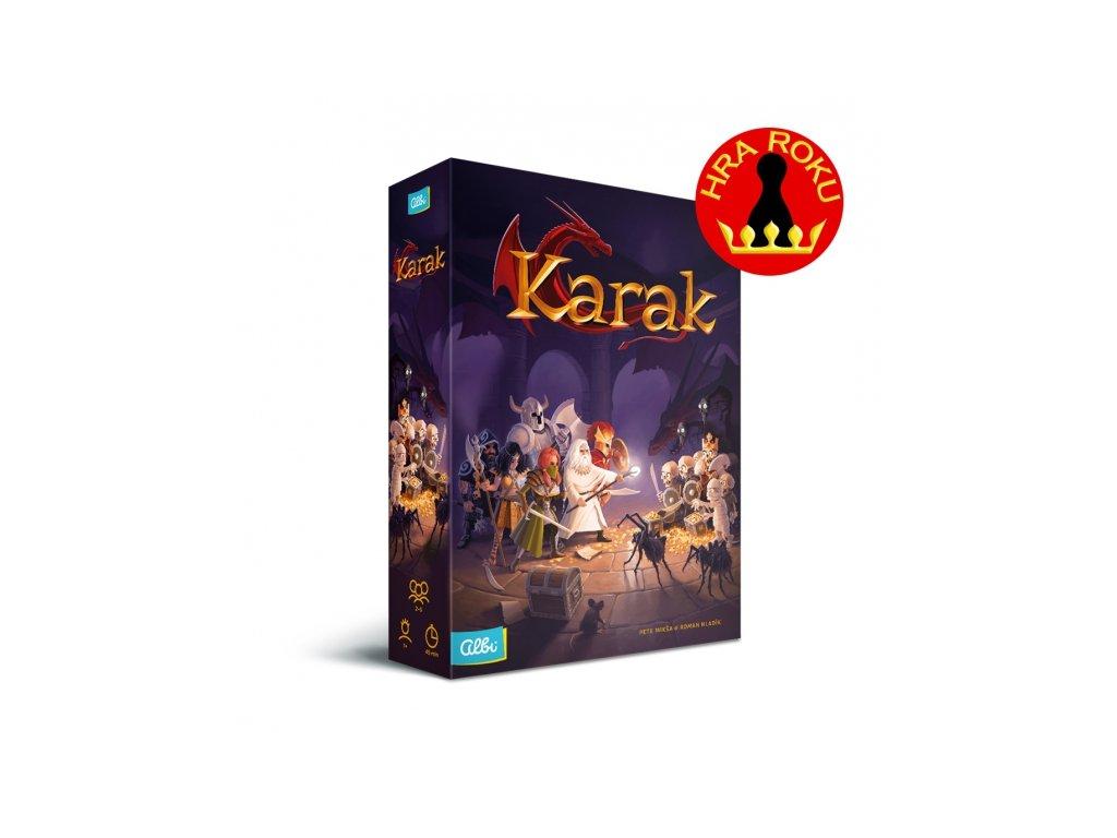Karak  (+ promo hrdina Elspeth)