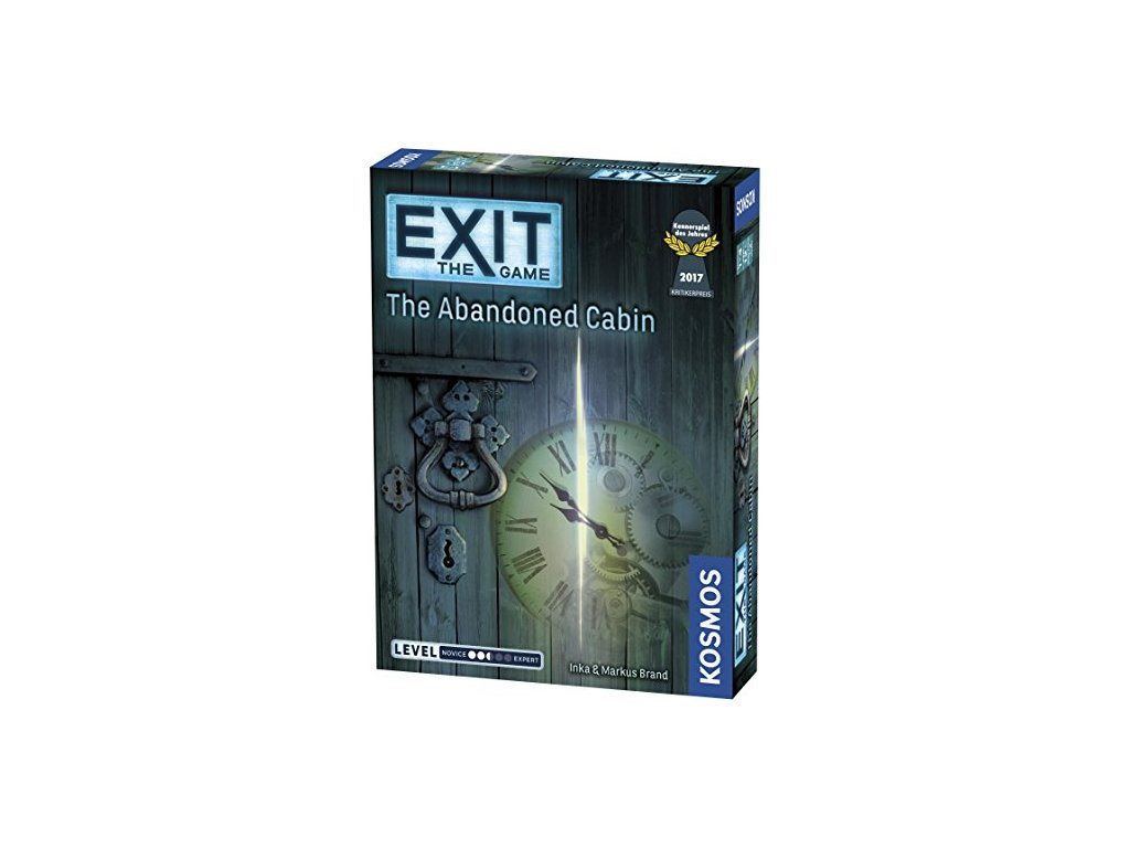 Thames Kosmos Exit The Abandoned Cabin Game 0[1]