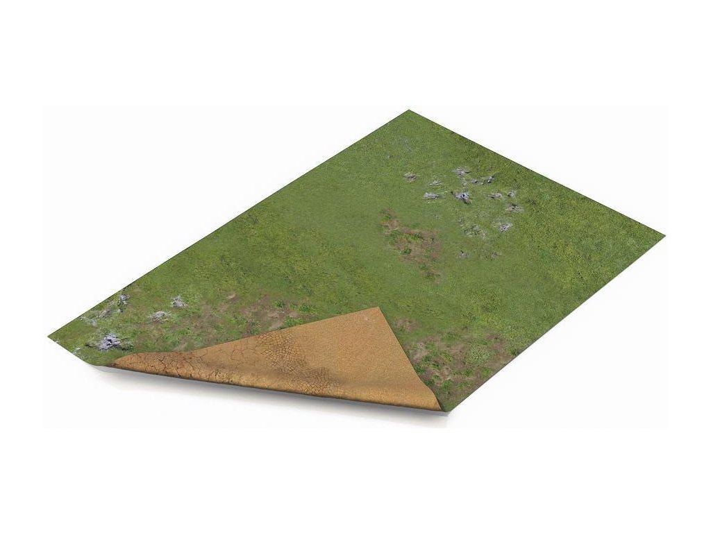 Oboustranné herní podložky pro Kill Team (76 x 56 cm) - různé motivy