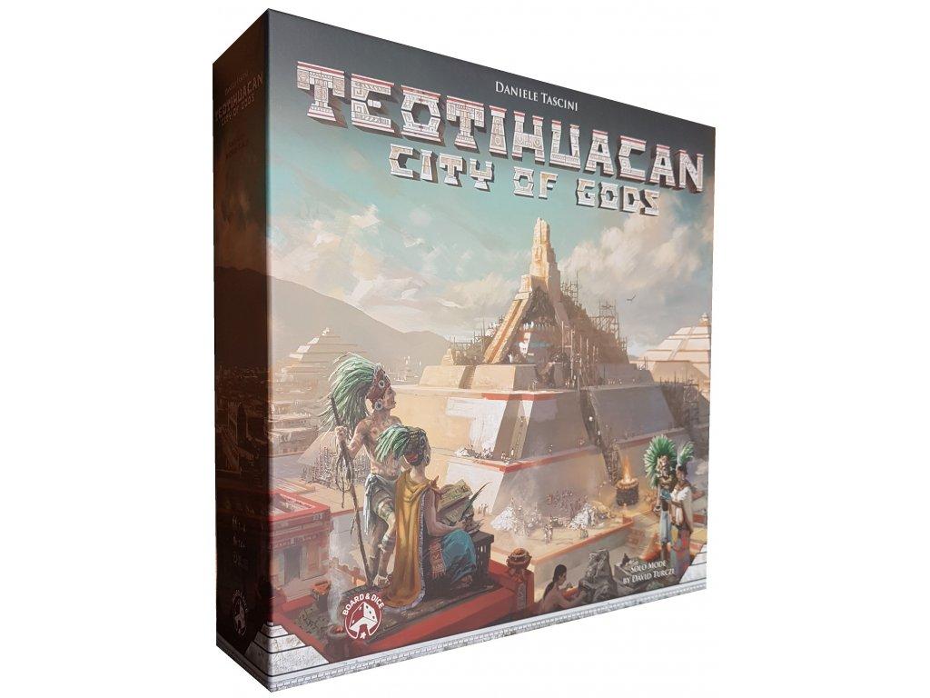 Teotihuacan: City of Gods CZ/EN