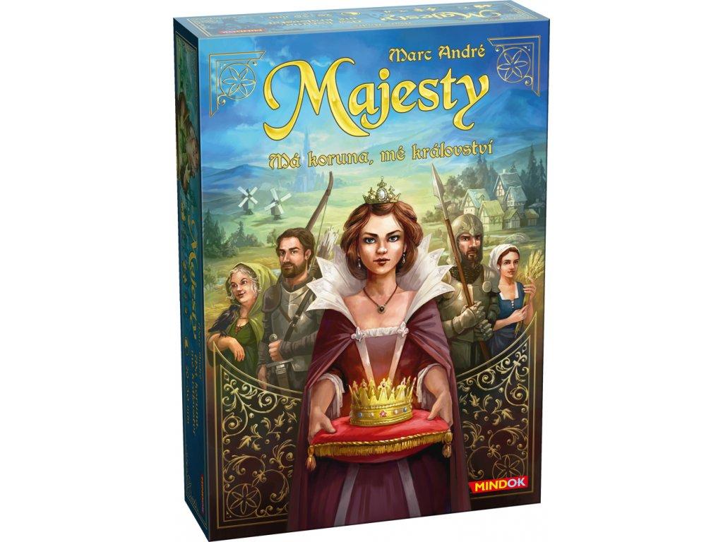 majesty krabice