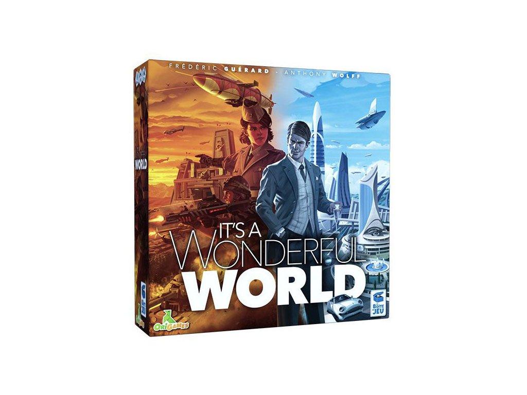 It's a Wonderful World CZ/EN