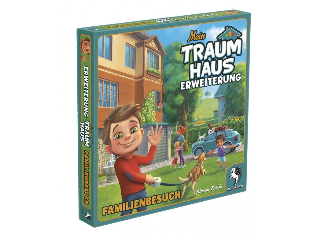 Mein Traumhaus: Familienbesuch  (rozšíření pro Dům snů, DE)