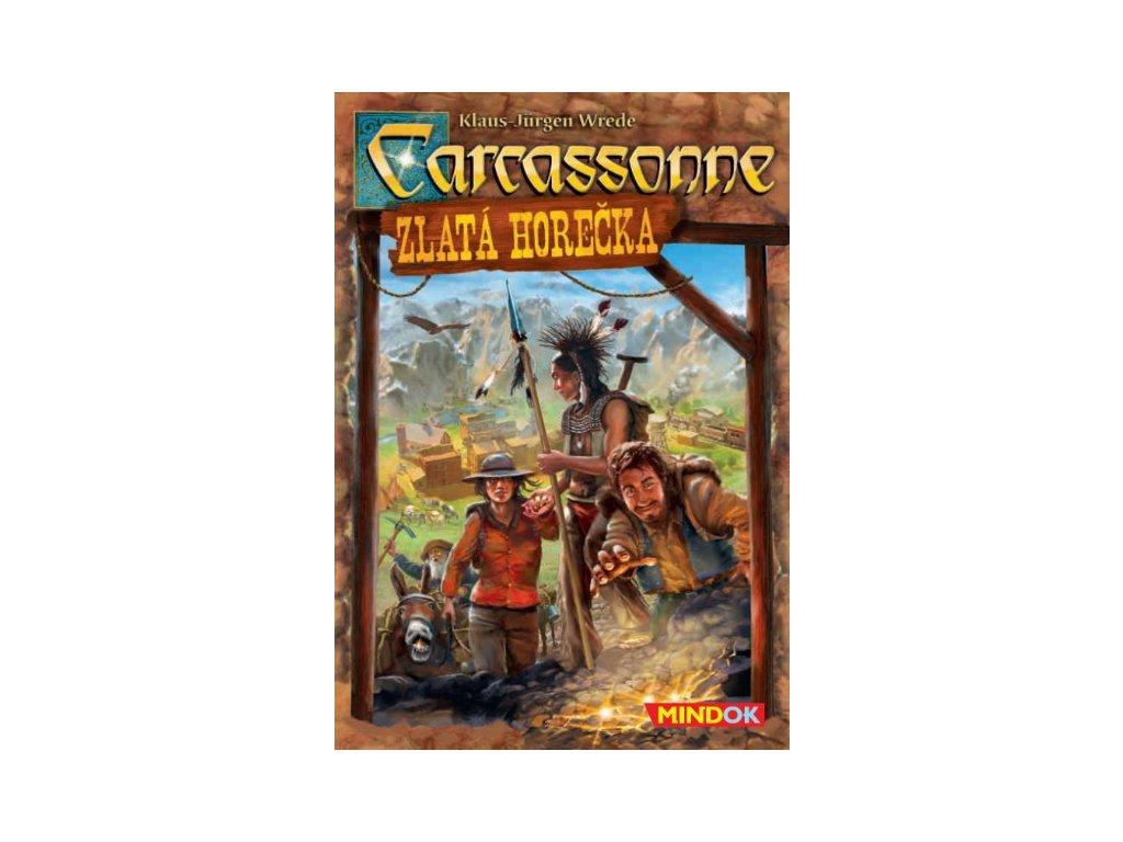 Carcassonne Zlatá horečka