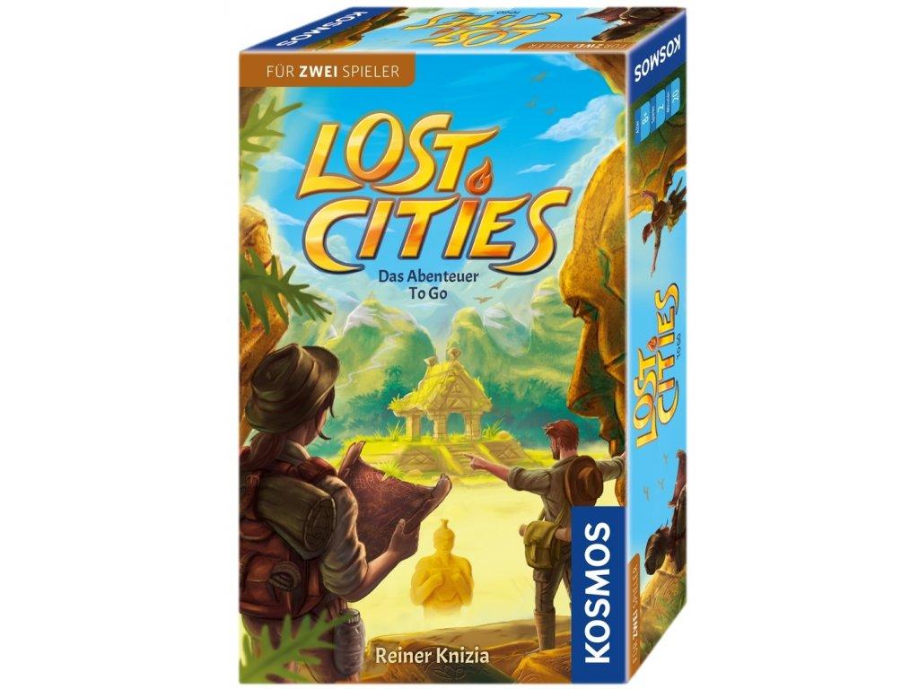 Lost Cities - Mitbringspiel