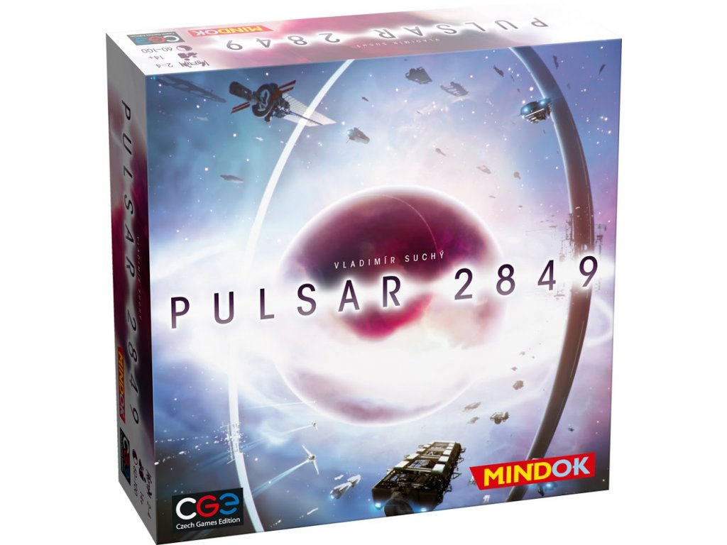 pulsar krabice