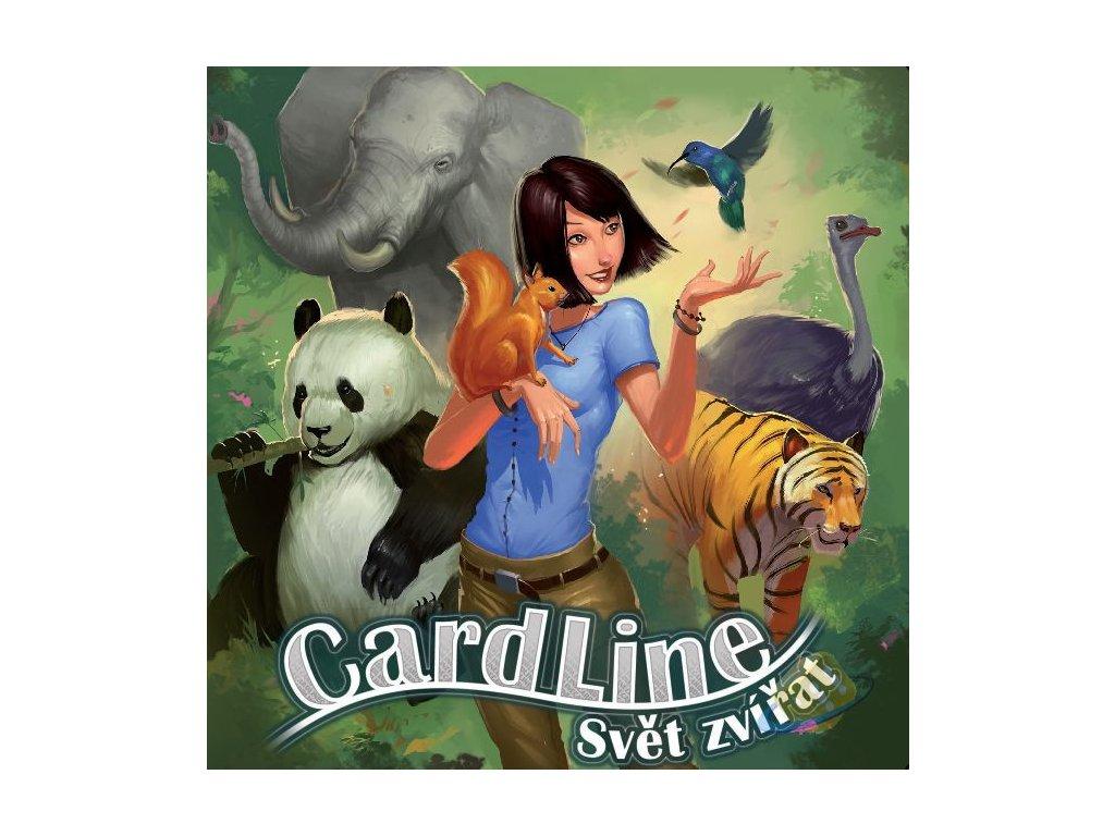 Cardline Svět zvířat