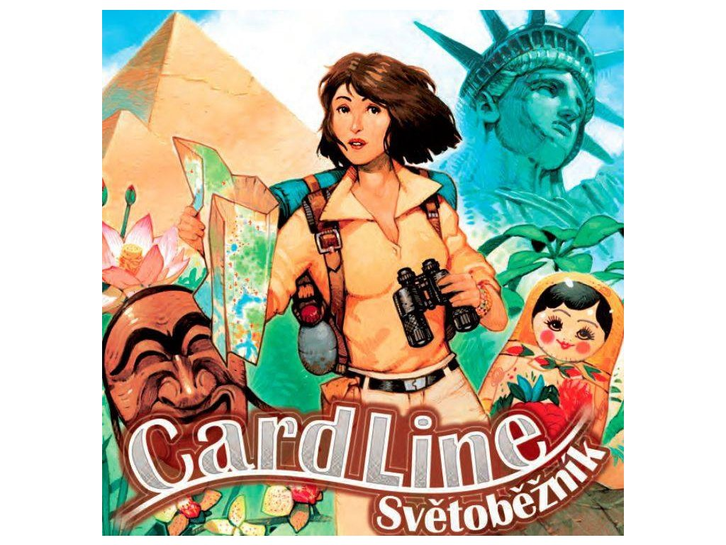 Cardline Světoběžník