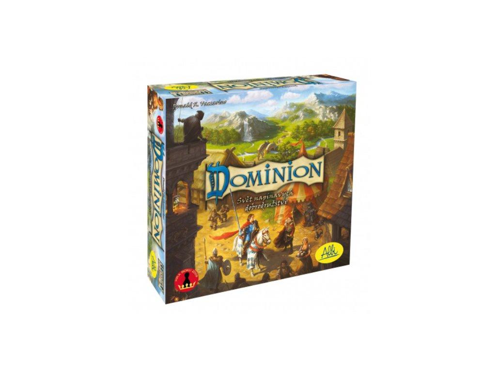 Dominion  (+ promo Princ)