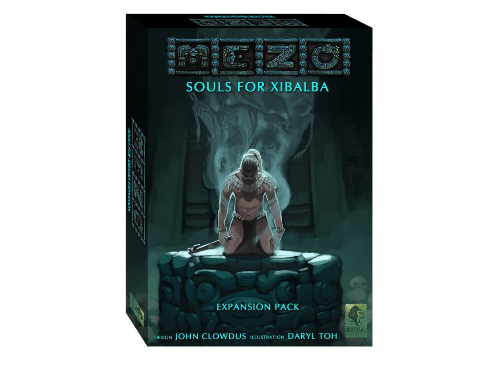 Mezo: Souls for Xibalba