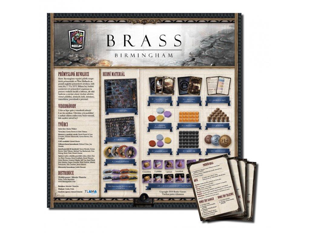 brass pravidla