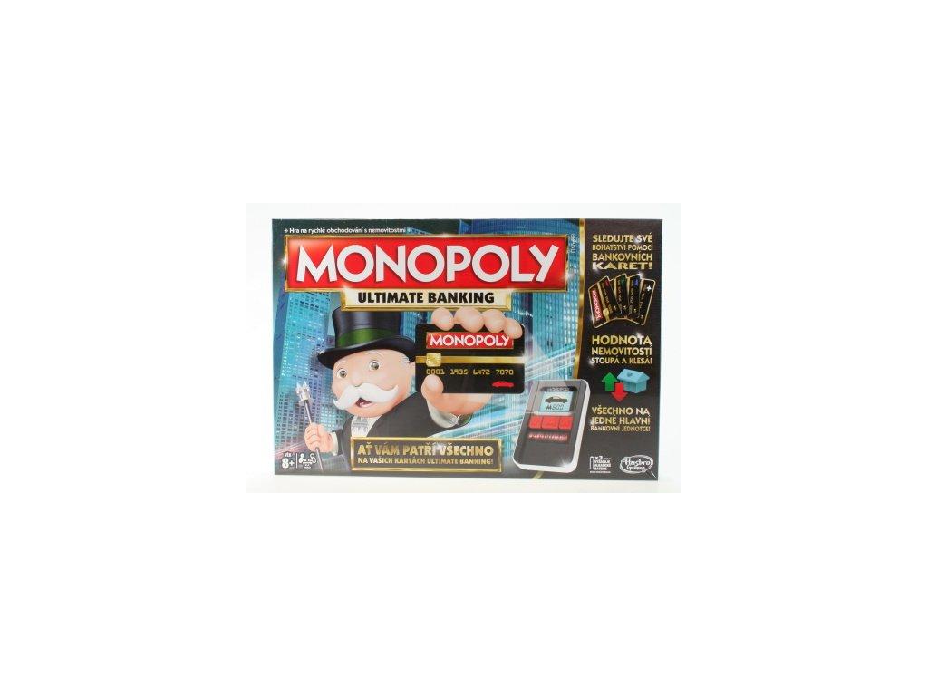 Monopoly: E-banking