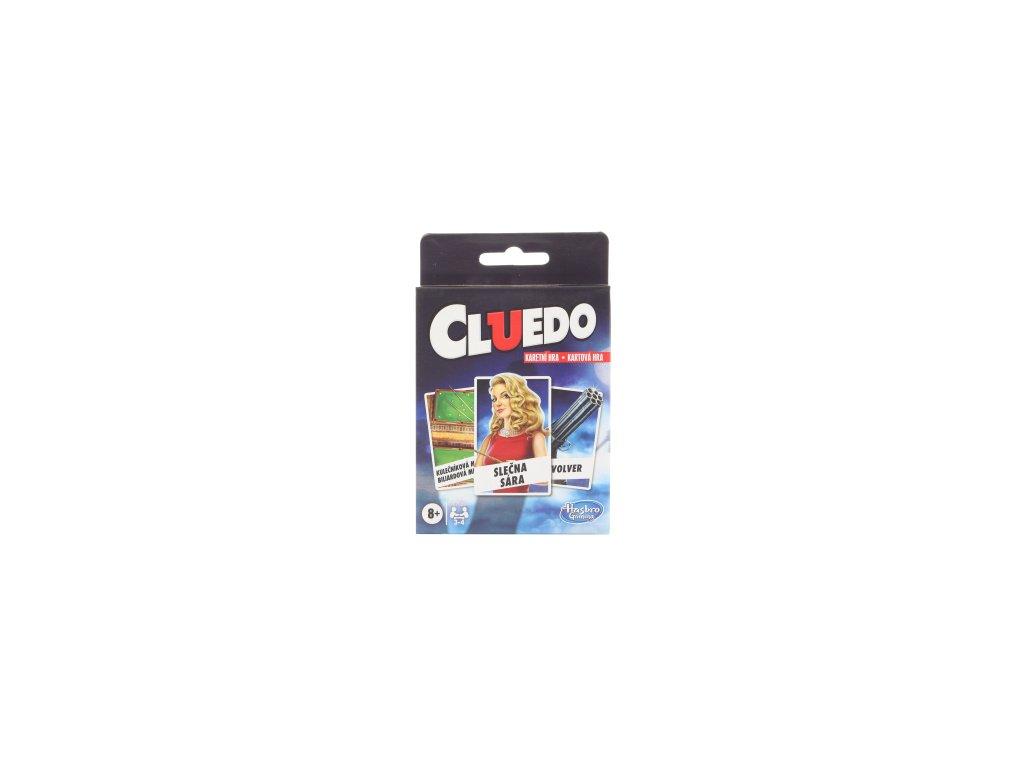 Cluedo - karetní hra