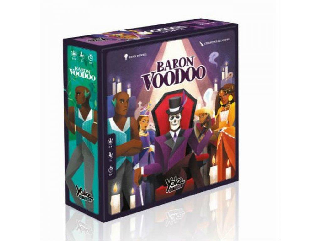 Baron Voodoo - EN