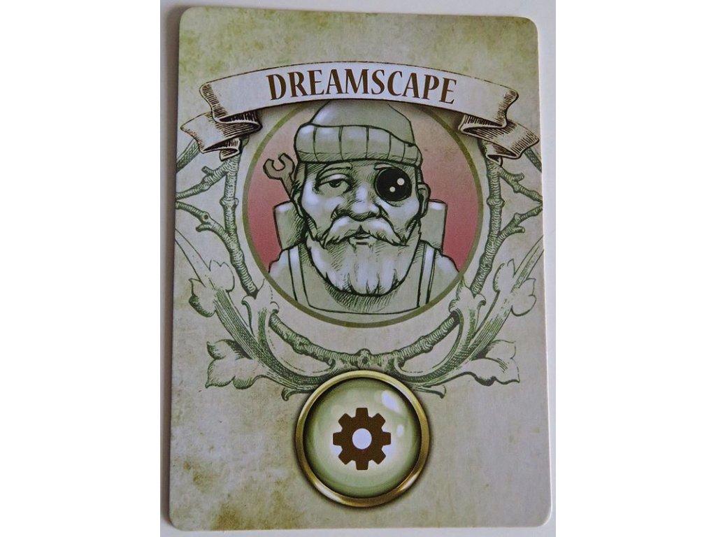 Dreamscape: On Purpose