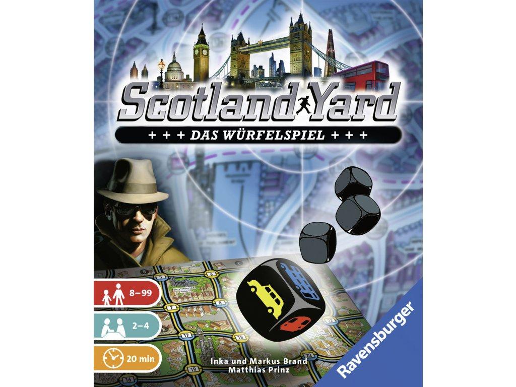 Scotland Yard - Das Würfelspiel