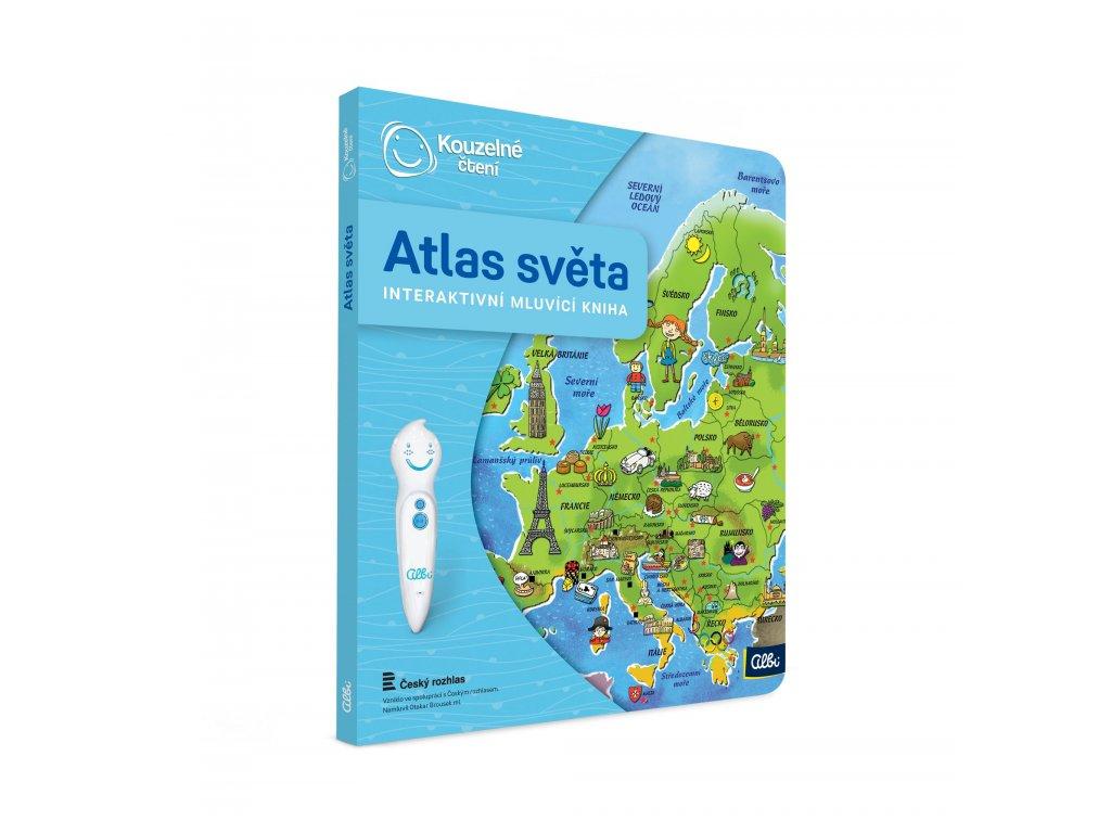 Kniha Atlas světa