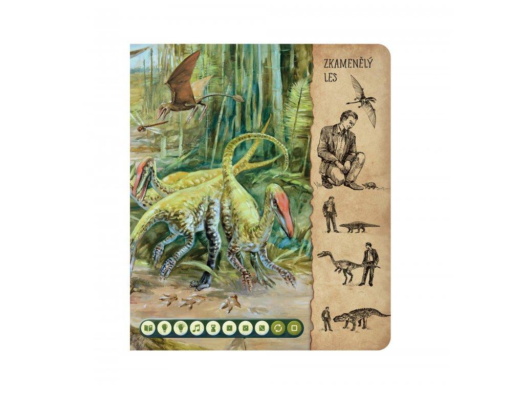 Kniha Dinosauři