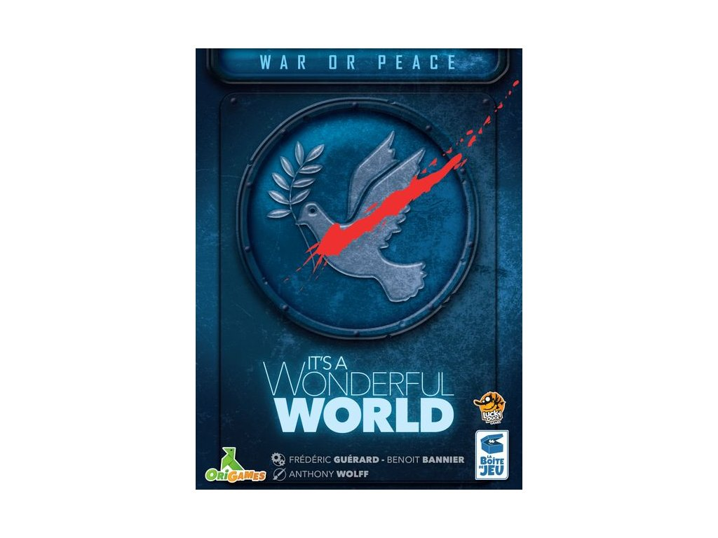 It's a Wonderful World - War or Peace EN
