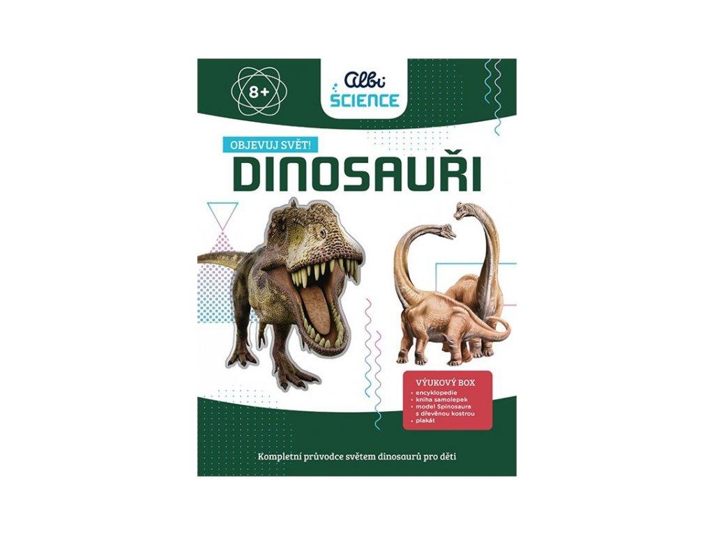 Objevuj svět! - Dinosauři