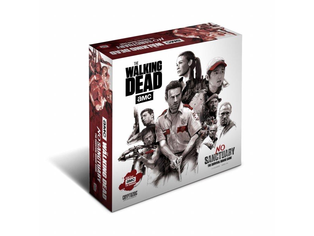 The Walking Dead: No Sanctuary Base Game