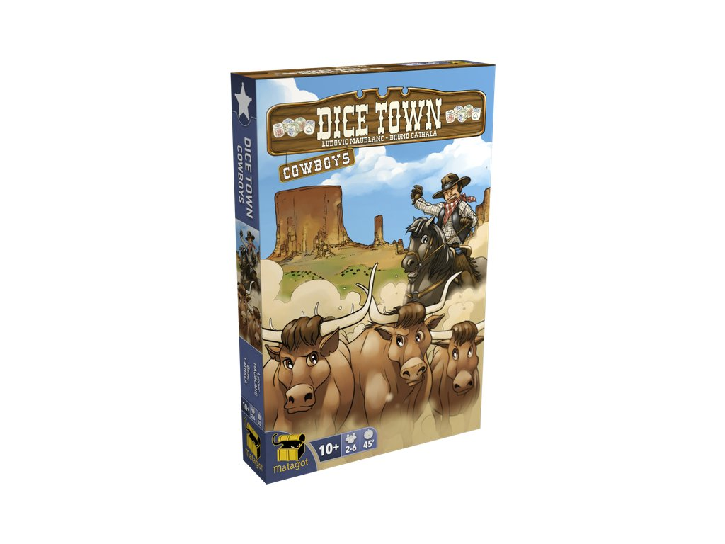 Dice Town - Cowboys