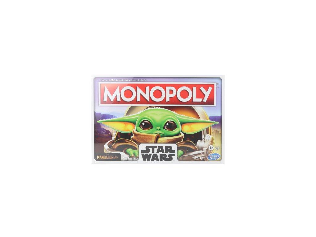 Monopoly: Star Wars The Mandalorian - The Child (cz)