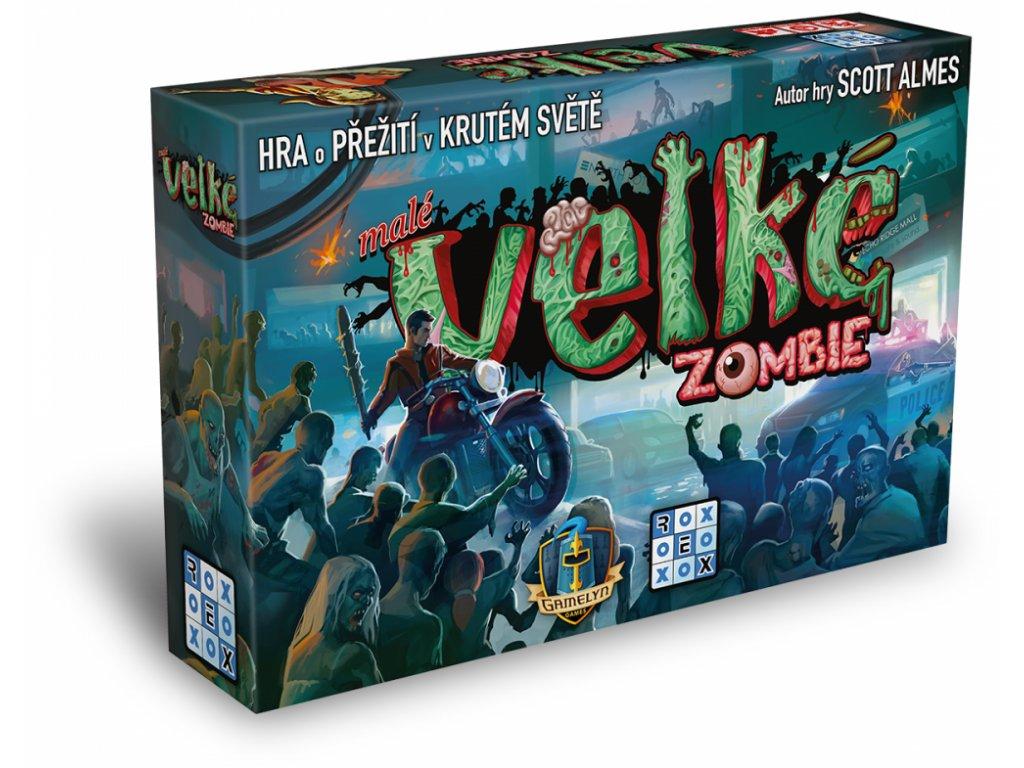 male velke zombie exclusive verze