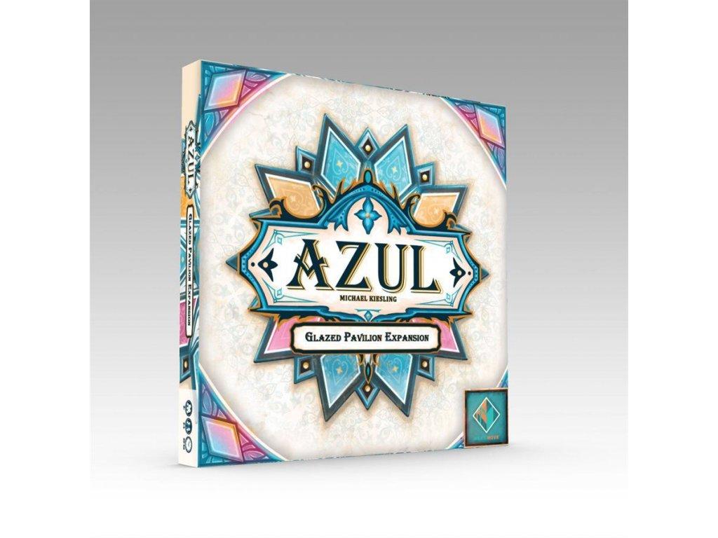 Azul: Summer Pavilion - Glazed Pavilion