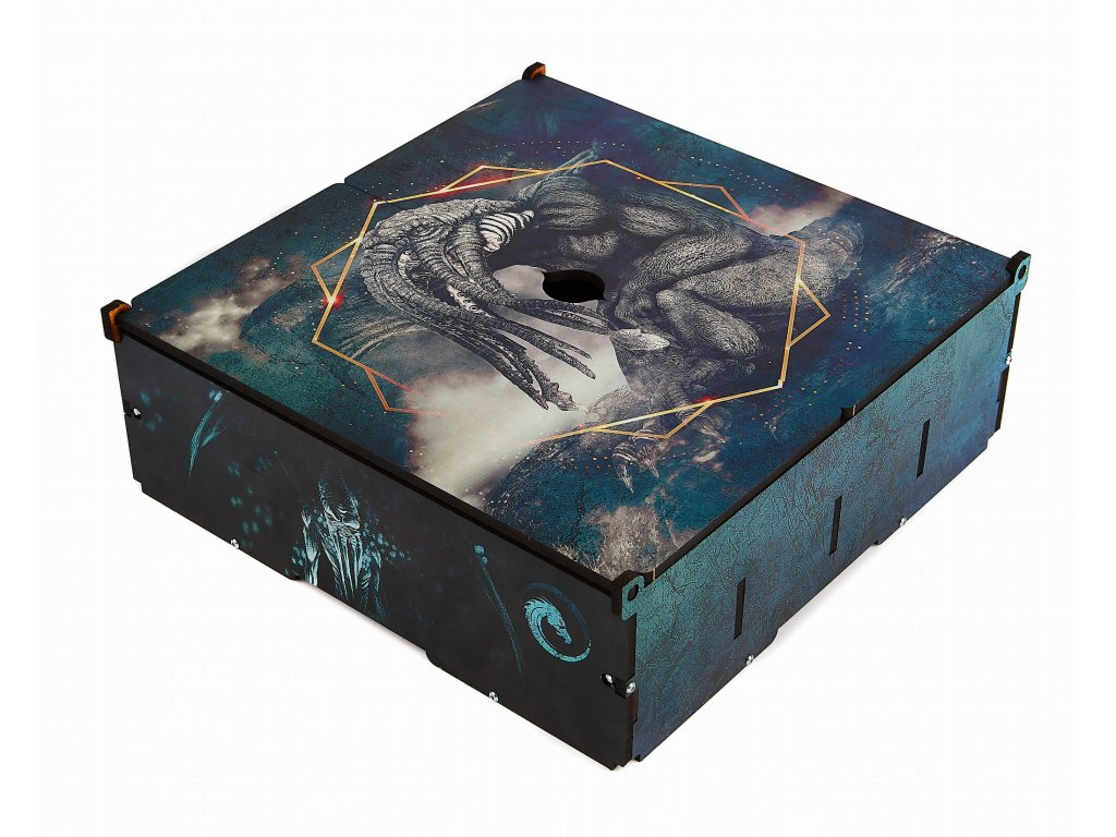 Card Storage Case: Old God