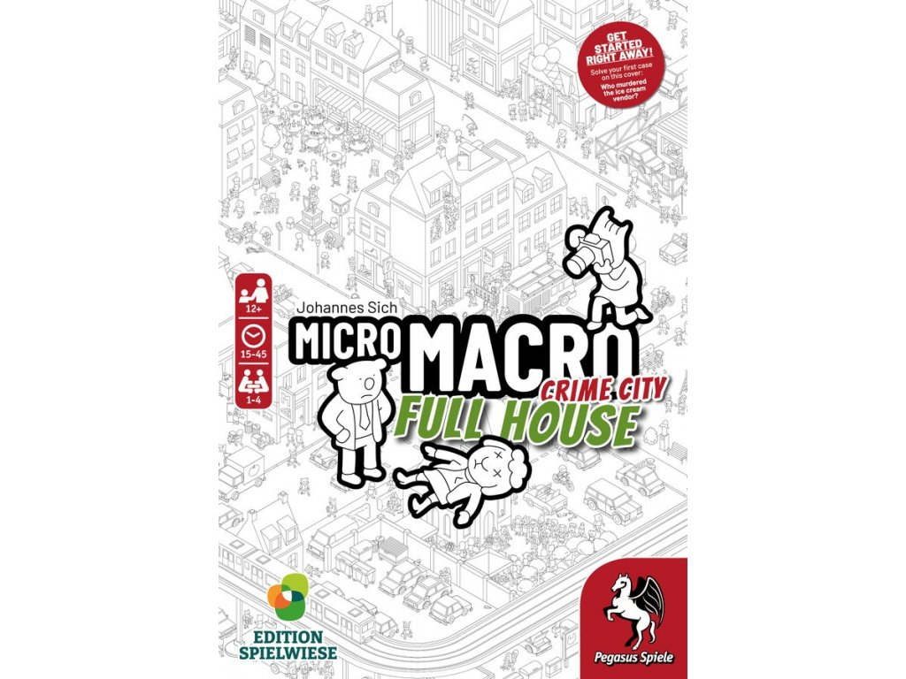 MicroMacro: Crime City 2 – Full House
