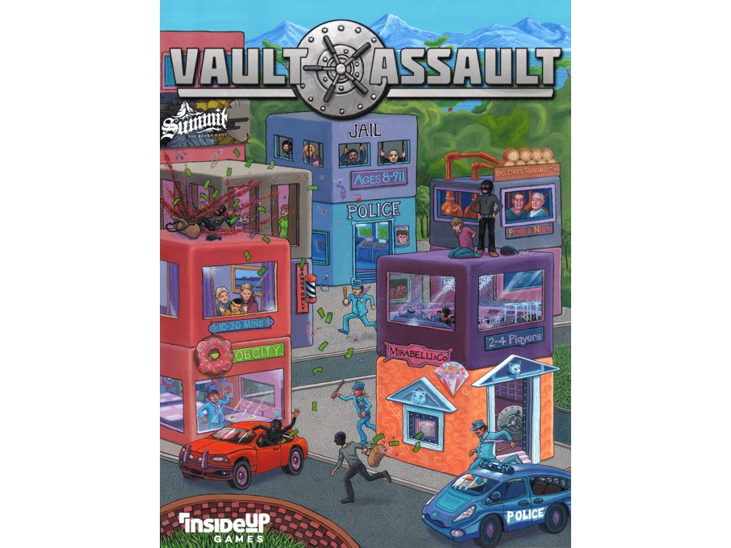 Vault Assault