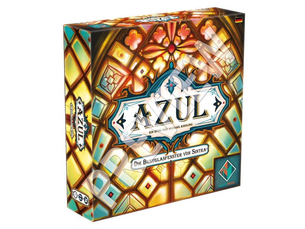 Azul: Stained Glass of Sintra  (Azul: Vitráže Sintry anglicky)