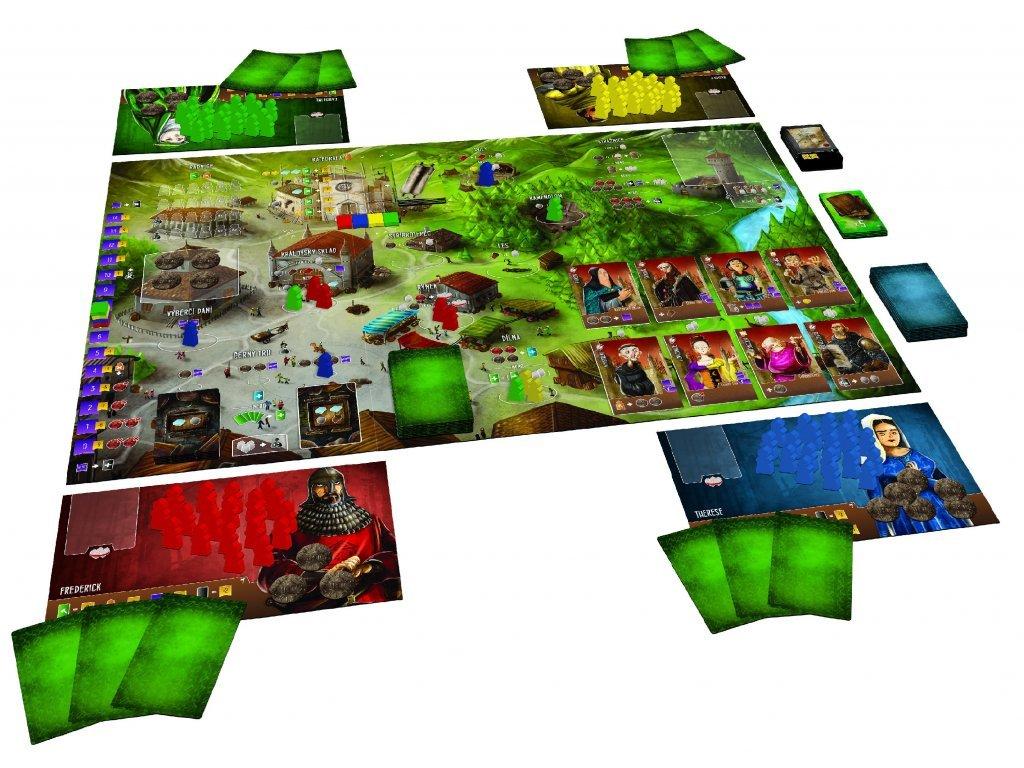 Architects WestKingdom 3DBox RGB