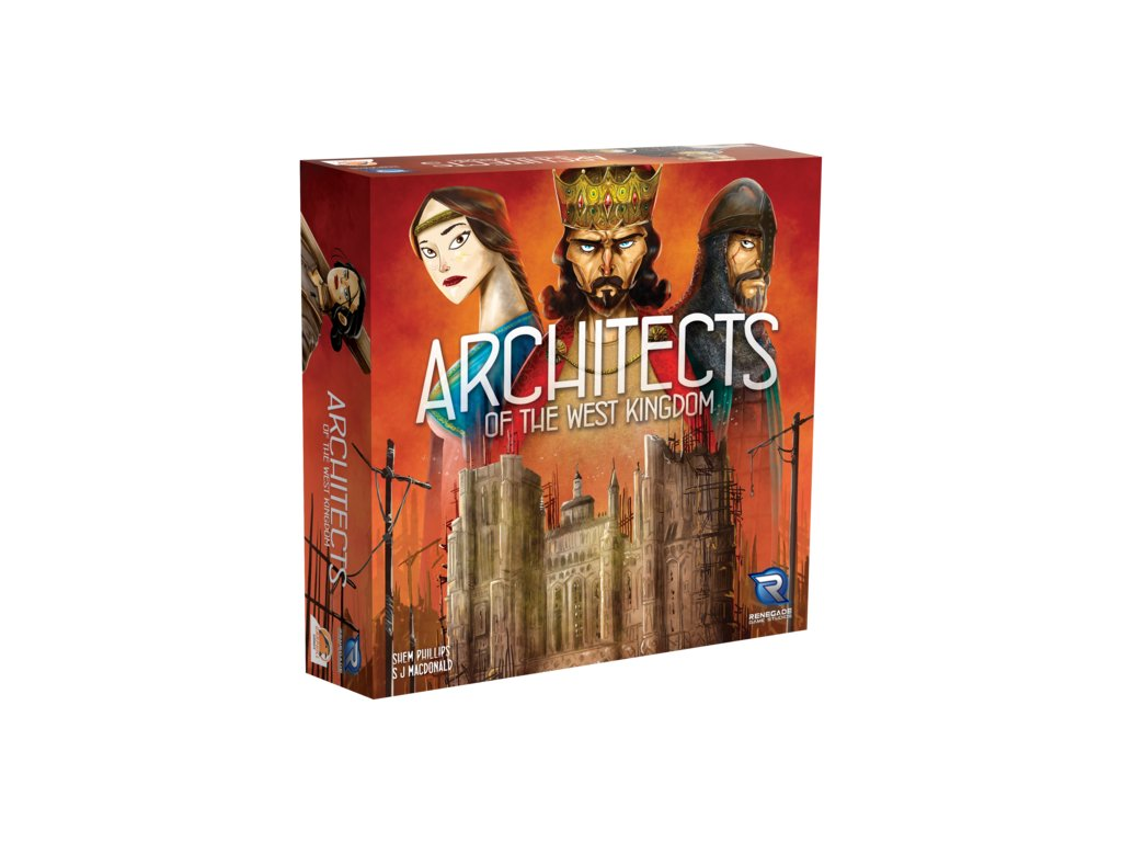Architects WestKingdom 3DBox RGB
