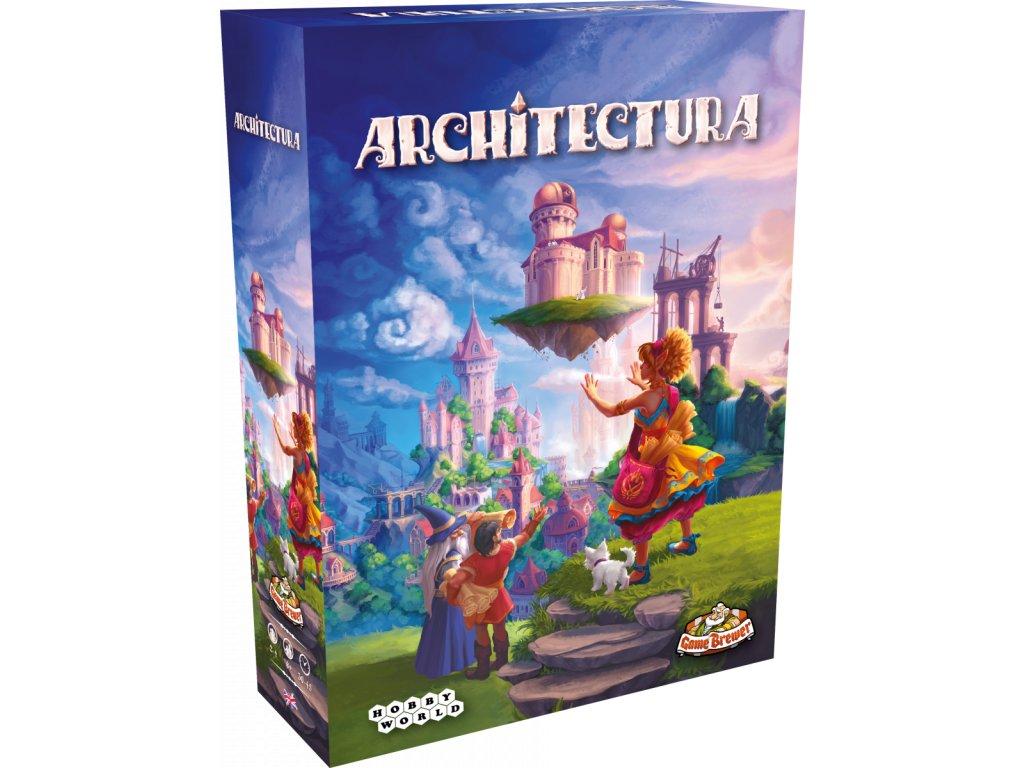 Architectura 3D box ENG Gamebrewer 2