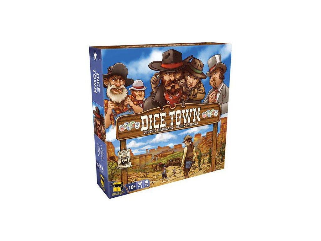 849 dice town cesky