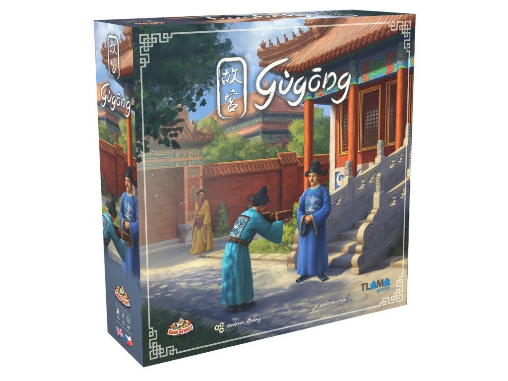 Gugong Box Retail cz